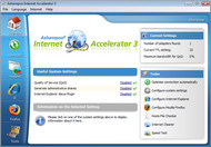 Ashampoo Internet Accelerator 3 screenshot
